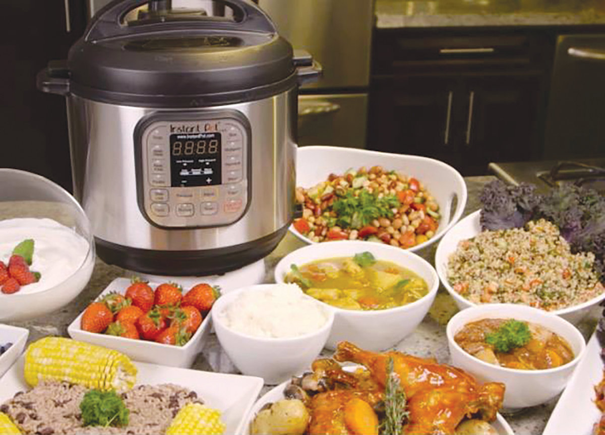 The Instant Pot can turn all-day recipes into the work of an hour, greatly simplifying school night meals.