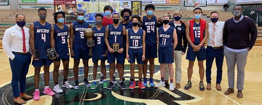 Wayne Country Day captured the 2020 Southern Bank-Mount Olive Pickle FCA Winter Classic title with a victory over Wayne Preparatory Academy.