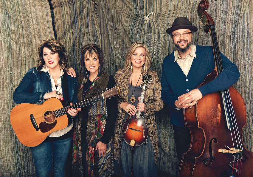 Nashville's multi-award winning family group, The Isaacs, are scheduled to perform April 11 at The Stewart Theatre.