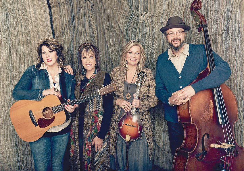 Nashville's multi-award-winning family group, The Isaacs, will perform at The Stewart Theatre in downtown Dunn Sunday, April 11 at 5 and 7:30 p.m.