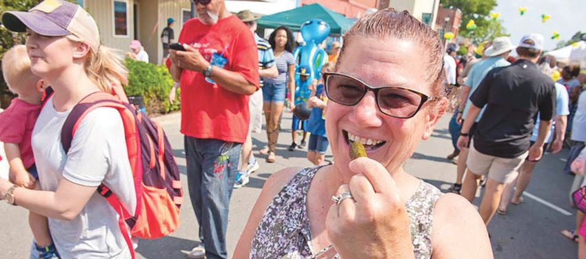 This year's Mount Olive Pickle Festival will be part virtual, part live events.