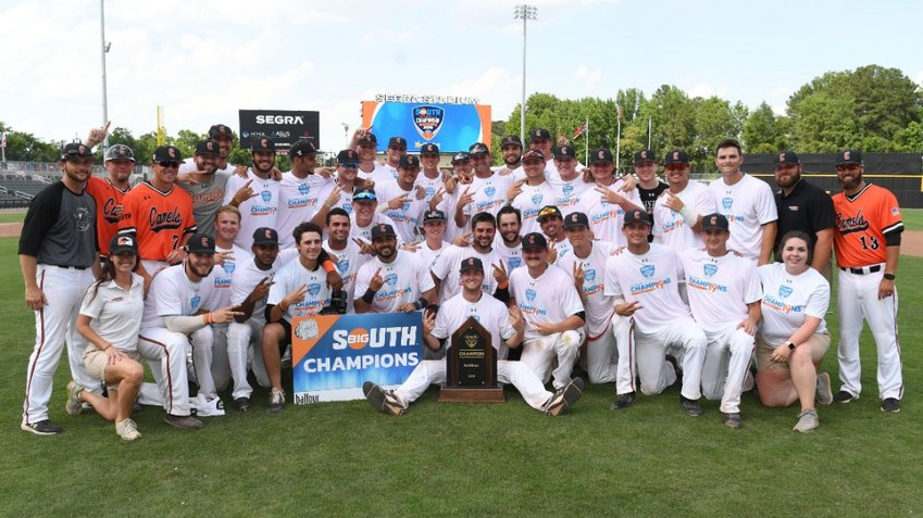 The Big South Baseball Championship returns to SEGRA Stadium in Fayetteville this month after last year's event was canceled due to COVID-19.
