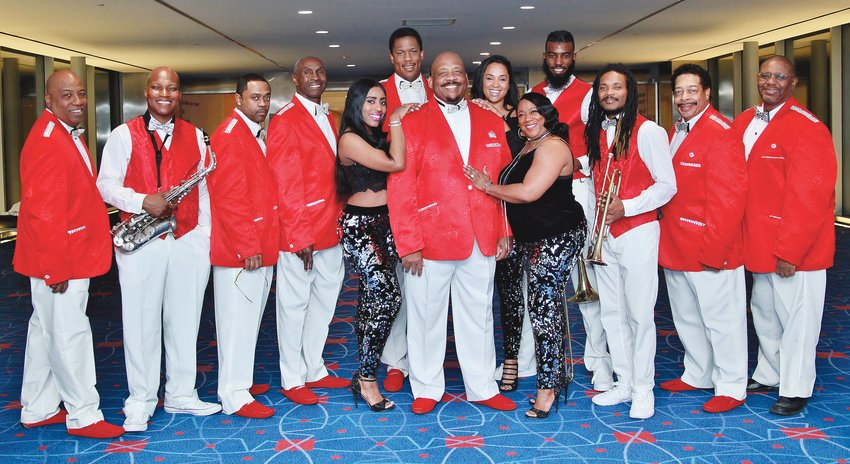 The Liquid Pleasure Band will be featured during Benson's Sundown In Downtown concert on June 10.