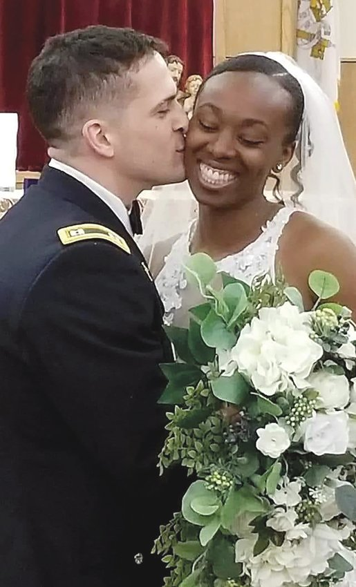 Christopher and Veronica Campbell Senese