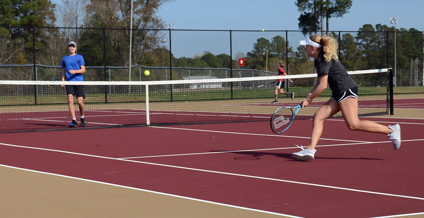 The Harnett County Tennis Academy is taking inquires for private lessons for its summer slate that's also expected to involve weekly clinics.