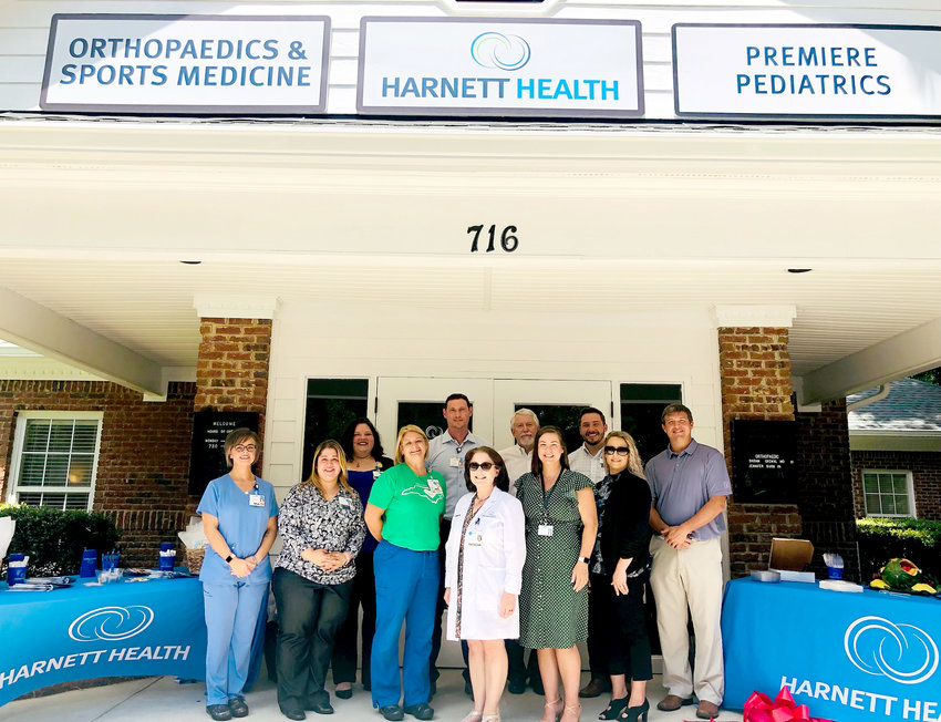 Premiere Pediatrics of Lillington held a grand opening last month for its new office at 716 S. 10th St. under the direction of Lori Langdon, M.D. The office is open Monday, Tuesday, Thursday and Friday, 7:30 a.m. to 4:30 p.m.; and Saturdays, 7:30 a.m. to noon. It is closed on Wednesdays. For more information or to make an appointment, call 910-892-4248.