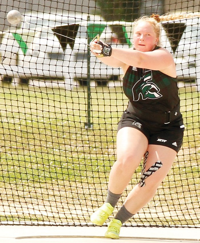 University of Mount Olive track and field standout Candise Lockett has been selected as a nominee for the prestigious NCAA Woman of the Year Award by Conference Carolinas officials.