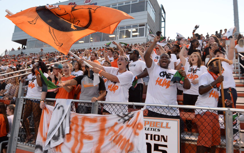Campbell is set to begin an 11-game 2021 season at Liberty on Sept. 4. The Camels played just four contests in 2020 due to COVID-19.