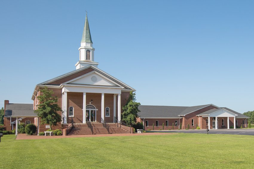 Mingo Baptist Church is hosting a homecoming and building dedication at the church on Sunday.