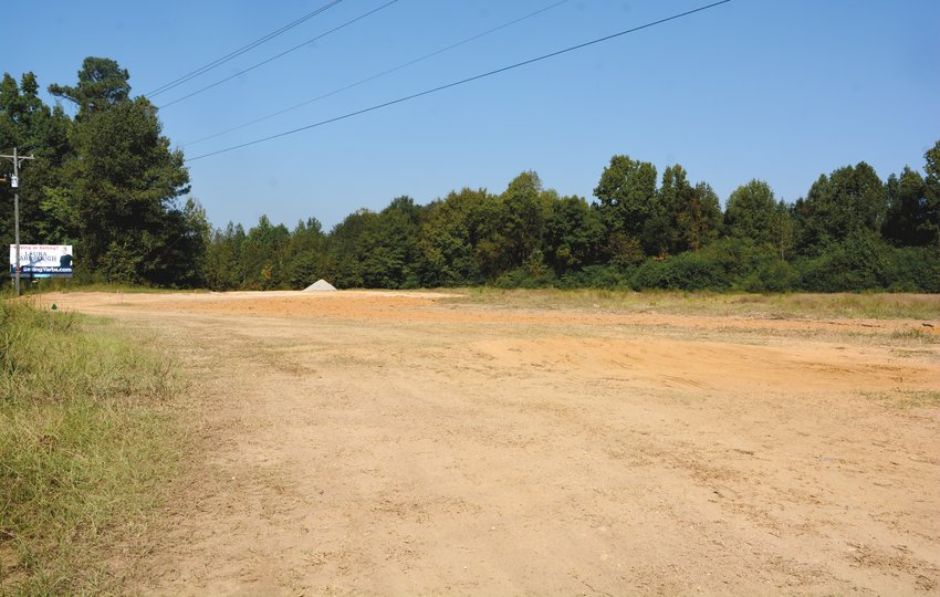 Highland Paving Company recently purchased this more than 40-acre tract of land off of U.S. Highway 401 and plans to put a new asphalt and concrete plant on the site. Residents in the area are not happy.