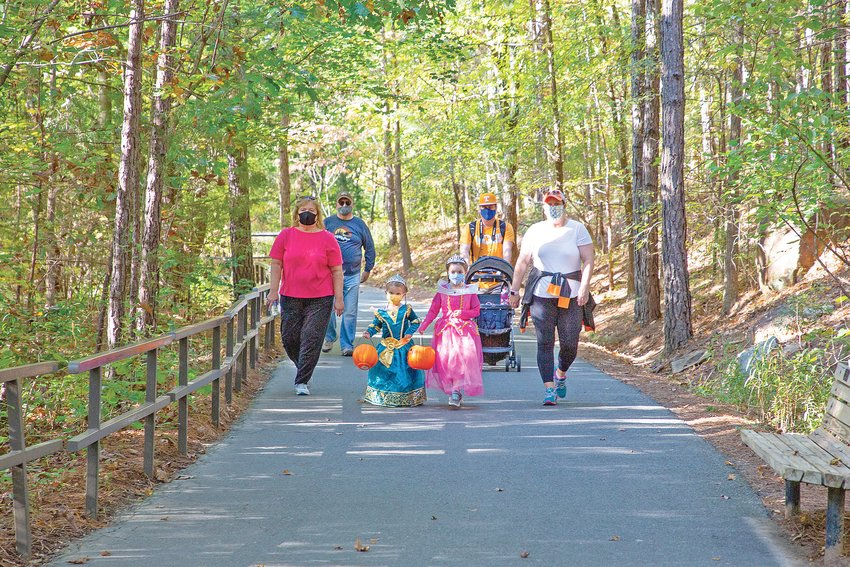 Boo at the NC Zoo will be held Oct. 16, 17, 23 and 24.