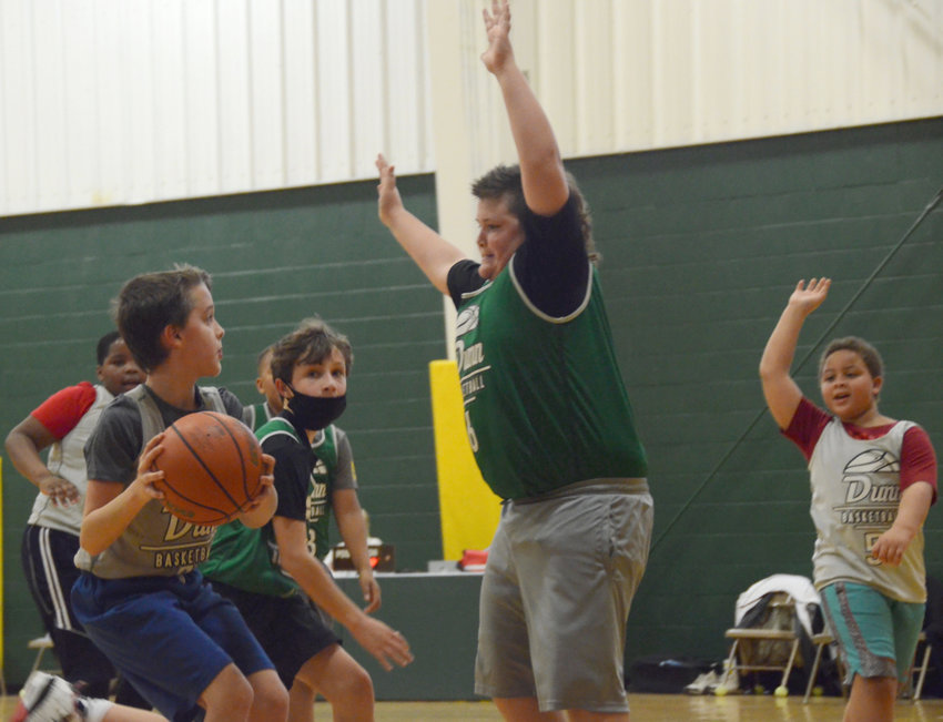 Registration for youth basketball leagues at the Dunn Parks and Recreation Department is now open to the public through Nov. 10.