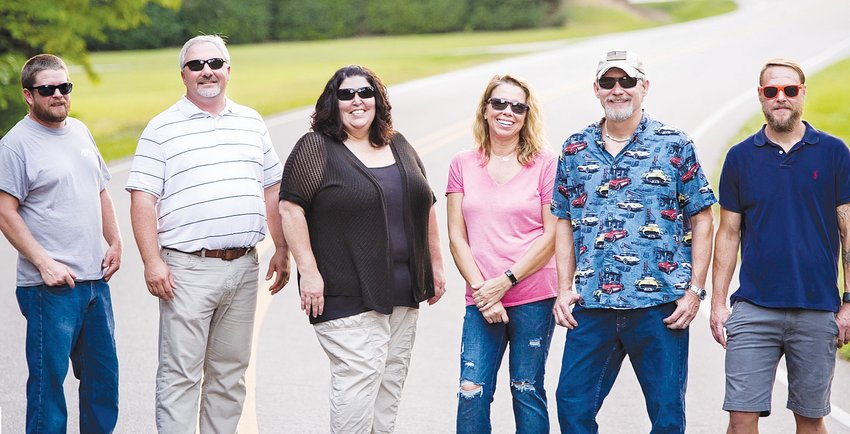 The Fleming Road Band from Coats will give a concert Thursday, Oct. 28, during the Crank-Up Coats event.