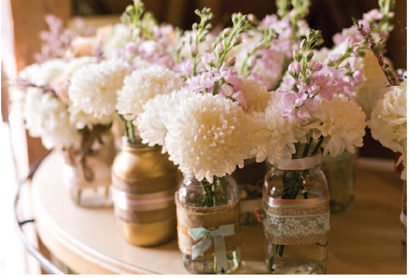 Rustic Bouquets Add Natural Flair To Wedding Celebrations The