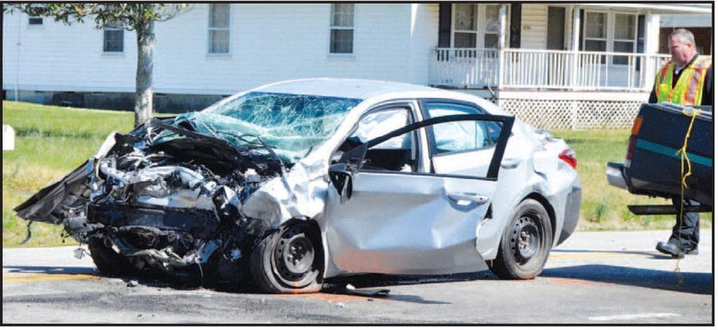 Drunken Driver Blamed In Head-On Crash | The Daily Record