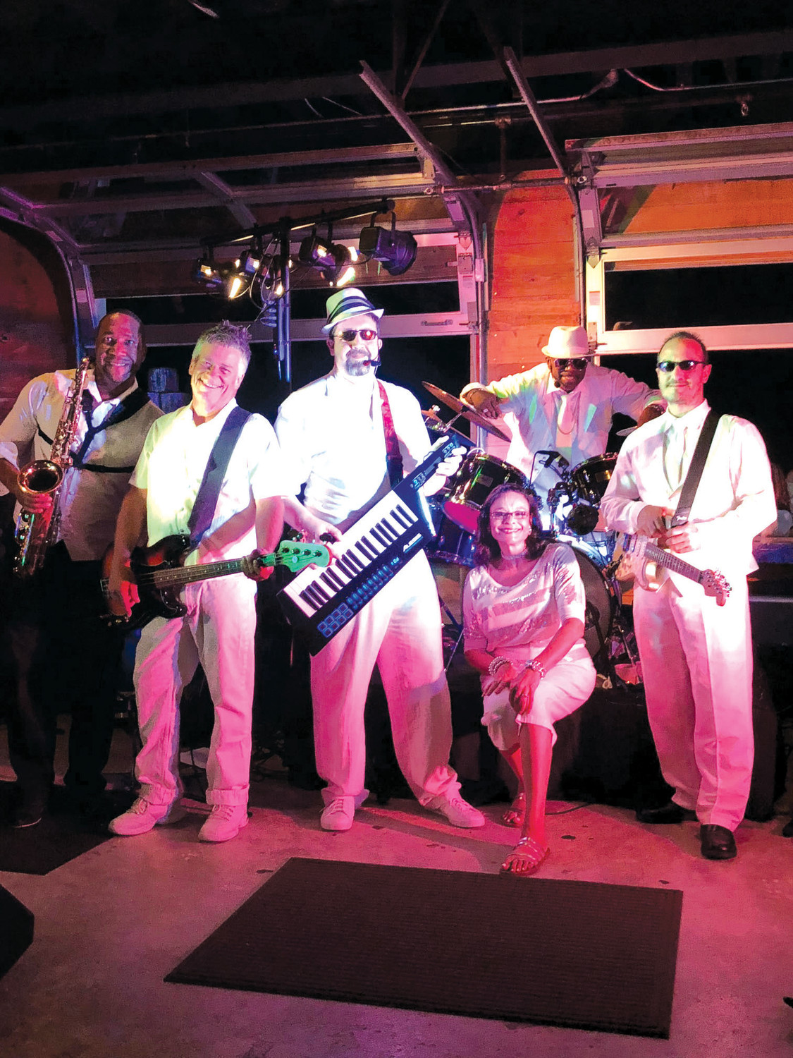 The Lenny Epps Revue will perform a variety of music from 7 to 10 tonight when the Erwin Area Chamber of Commerce hosts the Blue Jean Boogie on H Stree in downtown Erwin. Admission is free. The event is a culmination to this week's Restaurant Week in Erwin and also will feature food, a 50/50 raffle, info booths set up by the sponsors and police vehicles and fire trucks on display. Zaxby's will be there selling Nibblers and iced tea with part of the proceeds going back to the chamber.