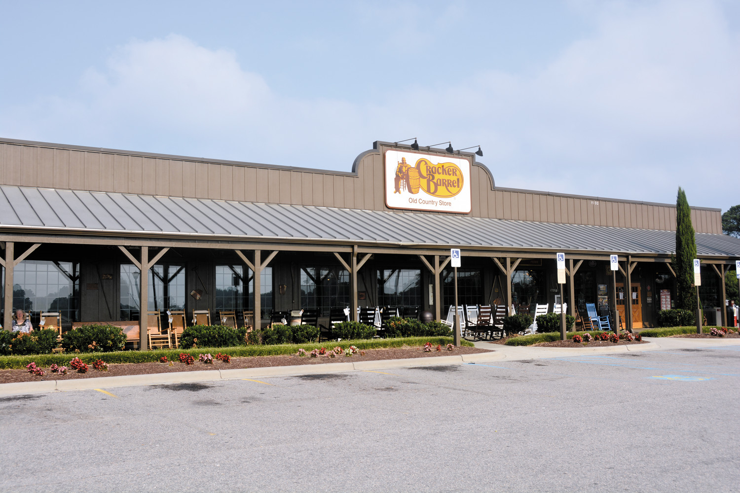 The Cracker Barrel store in Dunn, shown here, was closed Wednesday night and Thursday after a small fire in the store. Management in the store confirmed the fire and referred questions to the corporate offices..According to Dunn Emergency Services Assistant Chief Scott Phillips, the fire started in the kitchen as a small grease fire around 6:40 p.m. forcing the restaurant to be evacuated. Estimates of damage by the Dunn Emergency Services were  listed as approximately $15,000. Because a fire extinguisher was discharged, the Harnett County Health Department must re-inspect the location prior to its re-opening. No injuries were reported and fire units left the restaurant around 8:30 p.m.