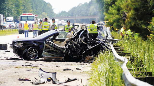 Three Die In Interstate Accident | The Daily Record