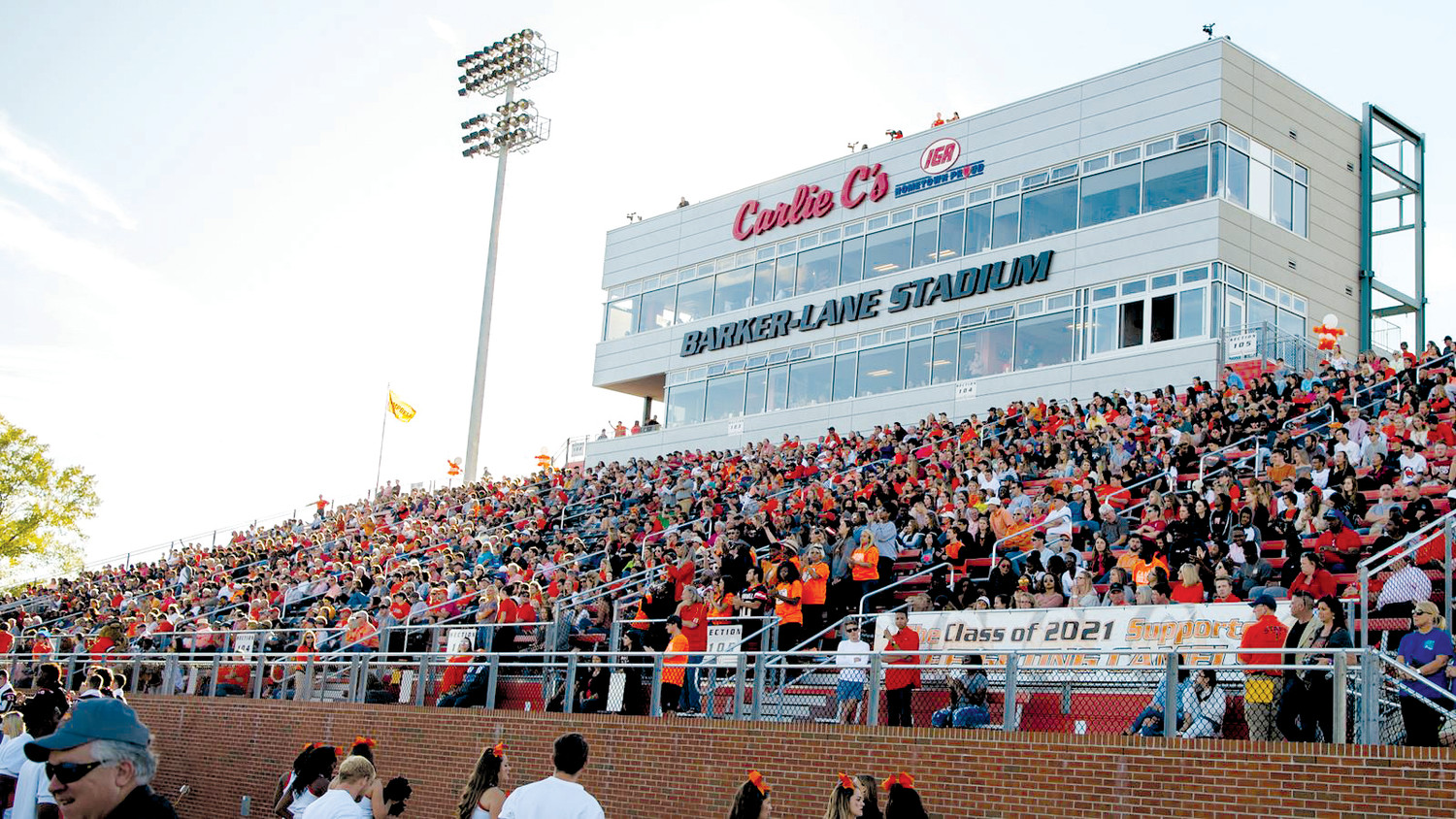 Campbell's football game against Coastal Carolina University has been rescheduled for today and moved to  Campbell's Barker-Lane Stadium in Buies Creek. Kickoff will be at 2 p.m. today.