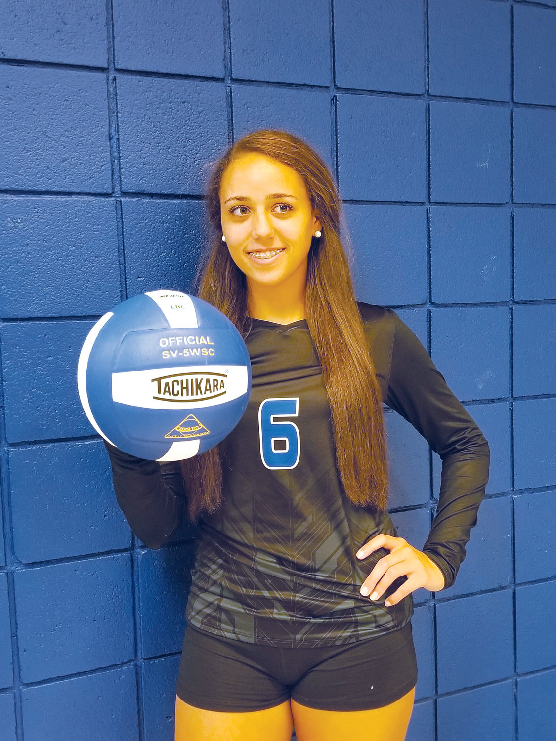 Alyssa Wrench is this week's Student Athlete of the Week. Wrench leads Midway with 116 kills and carries a 3.7 GPA.