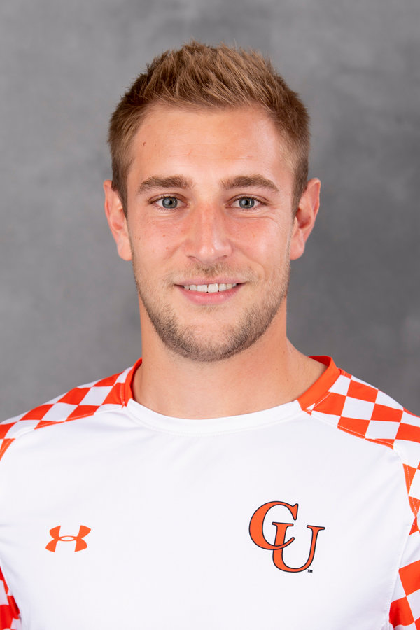 Campbell's Gideon Betz was named an Academic All-American for men's soccer.