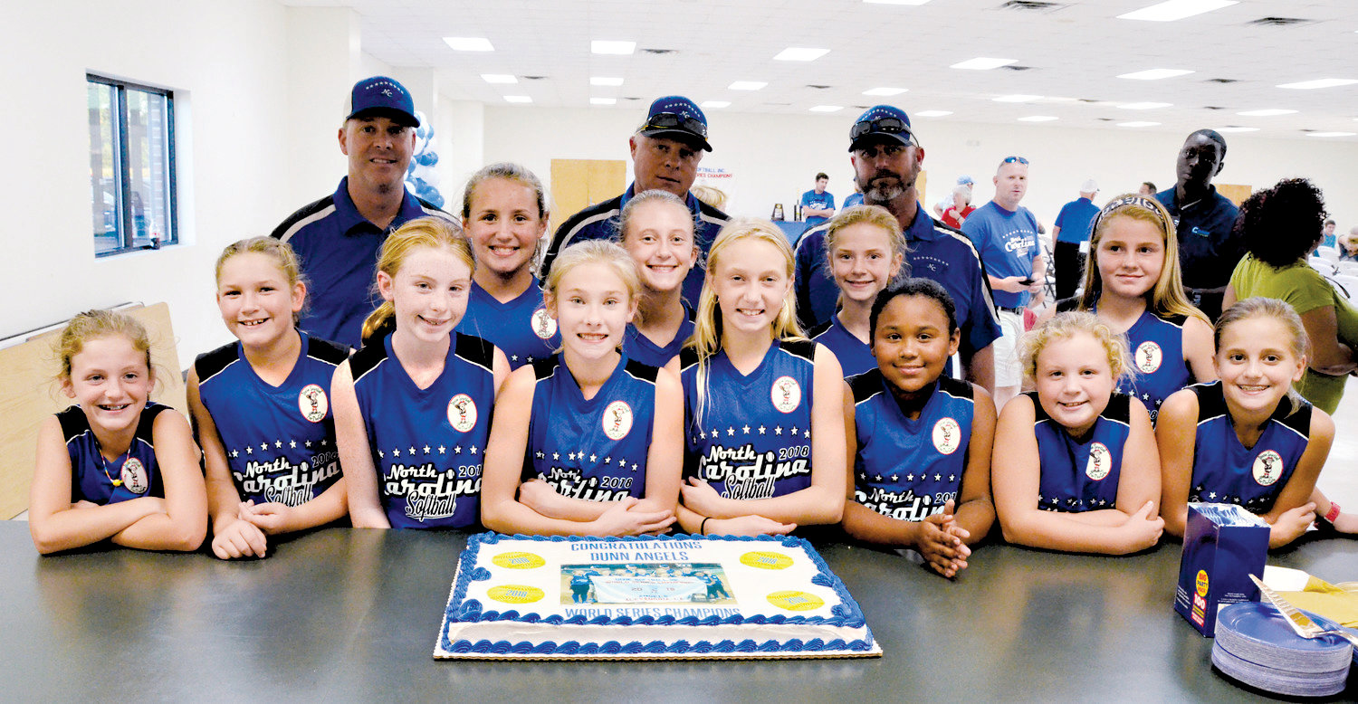 No  1 Dunn Angels win Dixie Youth World Series | The Daily
