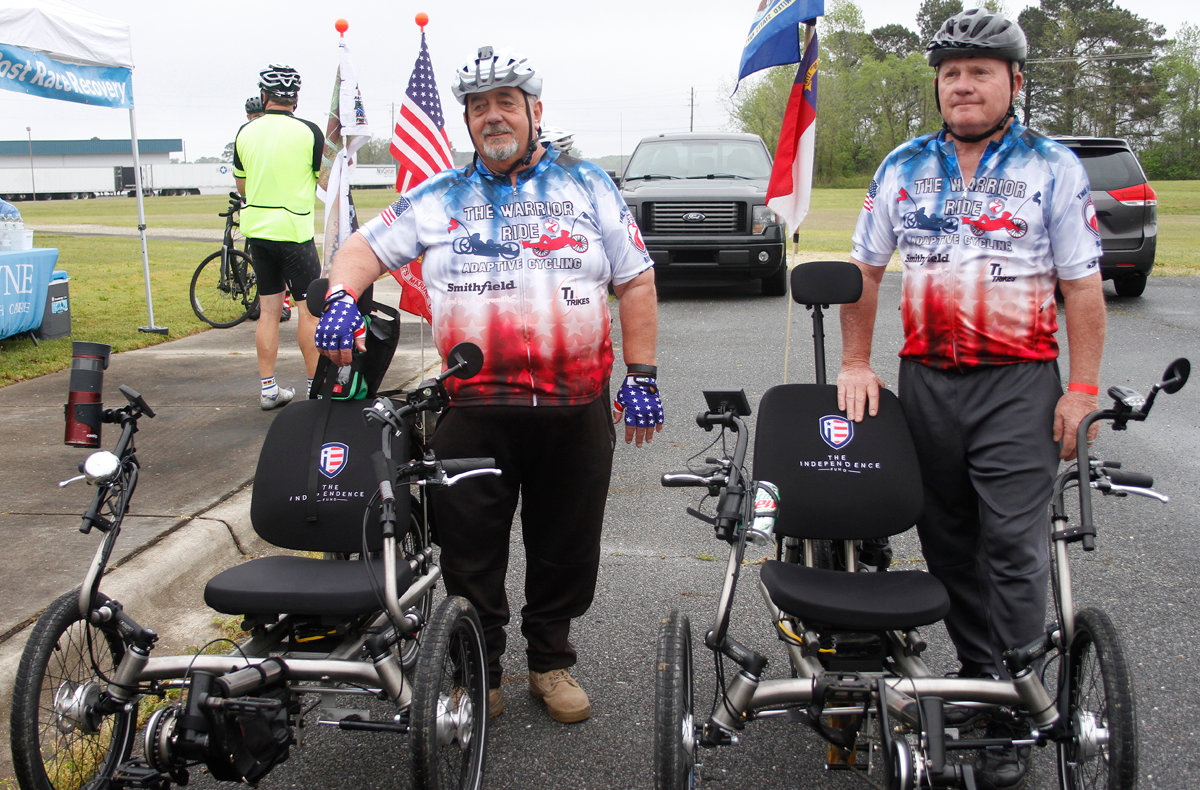 John Crestman and Bob Kellum are 