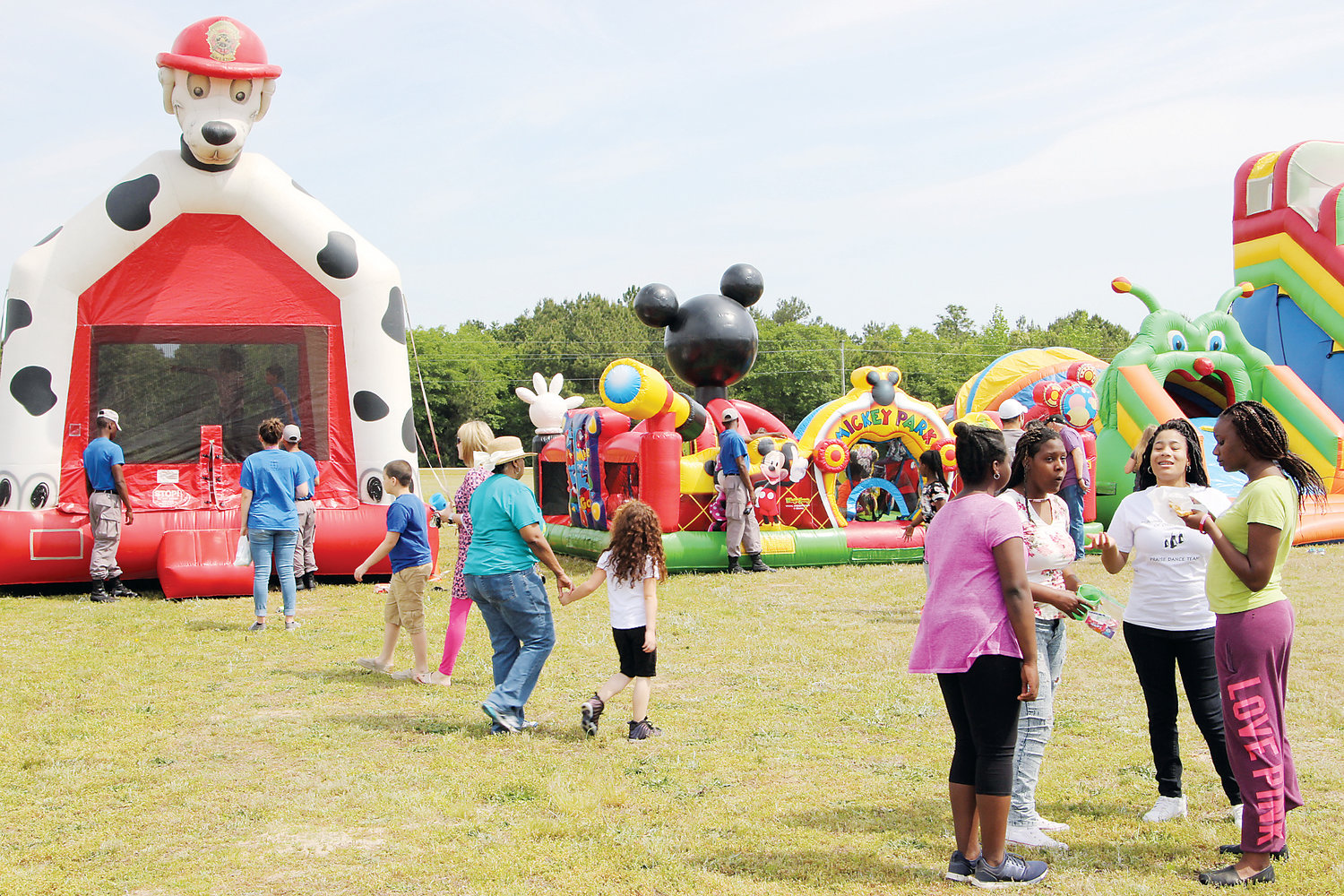 Midway Churches To Host Fun Day The Daily Record