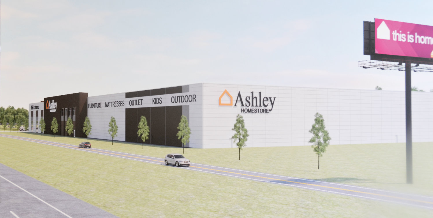 Ashley Furniture Distribution Center Coming To Four Oaks The Daily