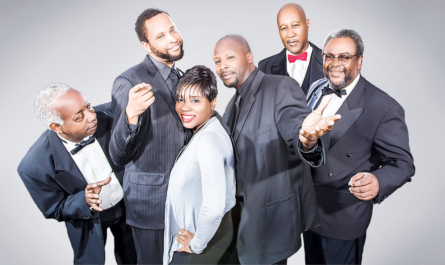 The six-piece band Charlie, will give a free concert at 6 p.m. Saturday in Depot Square in Angier. The band specializes in Motown and beach music, but also performs a variety of sounds to get the crowd on its feet dancing.