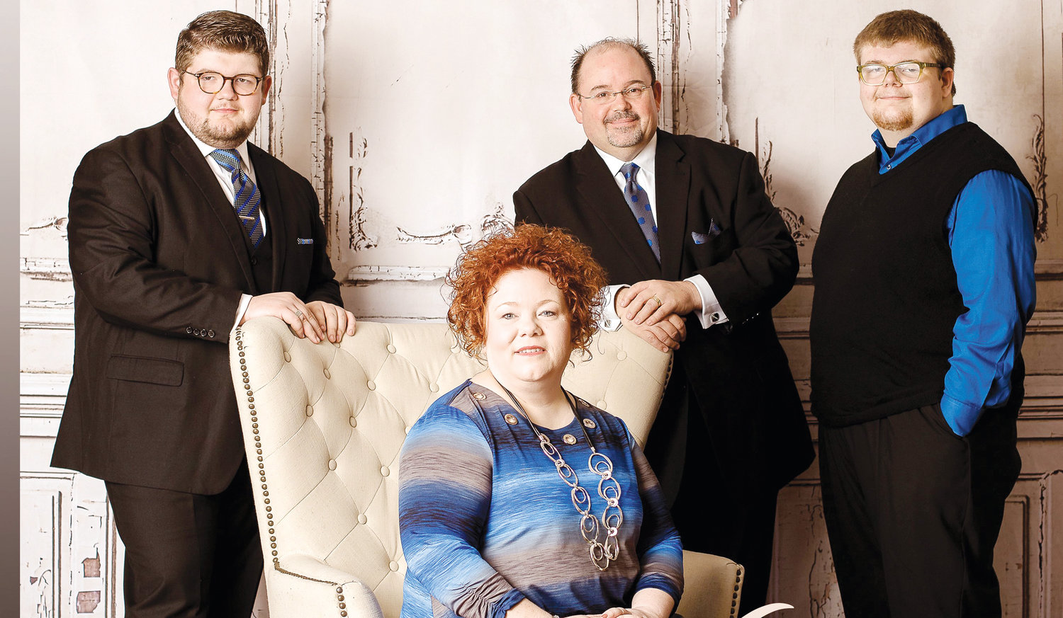 Pictured is The Ollis Family. They will be featured in concert July 21 at Piney Grove Chapel Baptist Church, Angier.