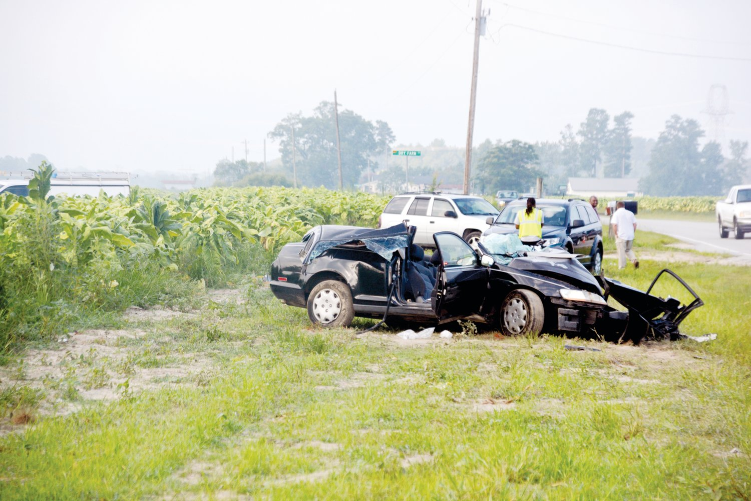 P1 Troopers investigate fatal wreck stand alone | The Daily