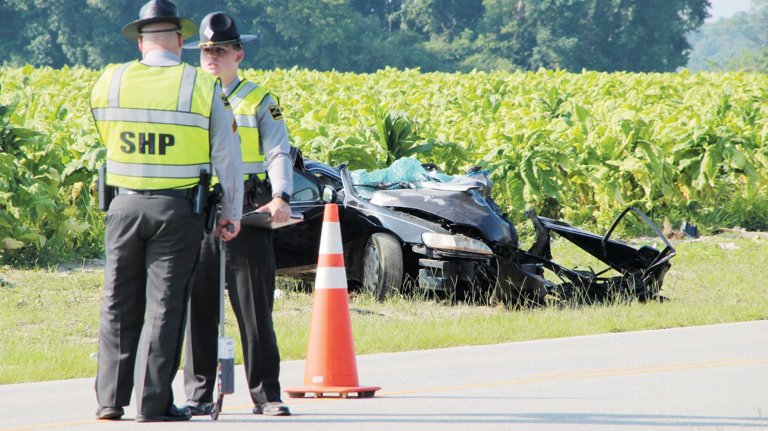 Erwin man killed in Red Hill Church wreck | The Daily Record