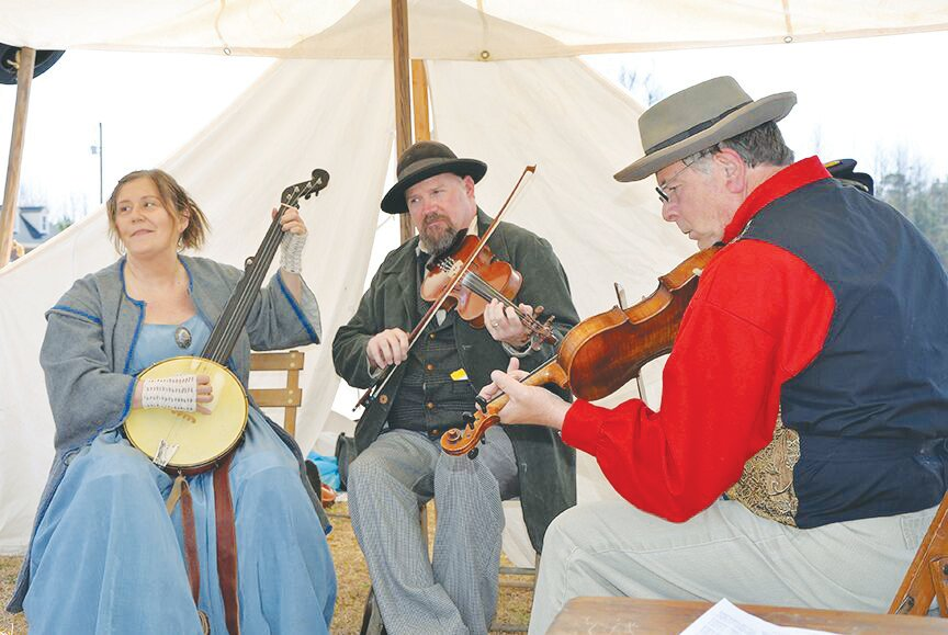 Living historians from across the country will attend the 155th anniversary event at Bentonville State Historic Site.