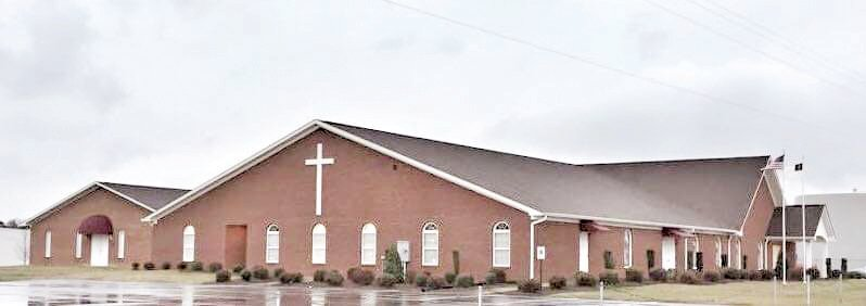 Sansom Community Church is pictured. The 10:45 a.m. service Sunday, Feb. 9, at Sansom Community Church will recognize the church's 73rd anniversary.