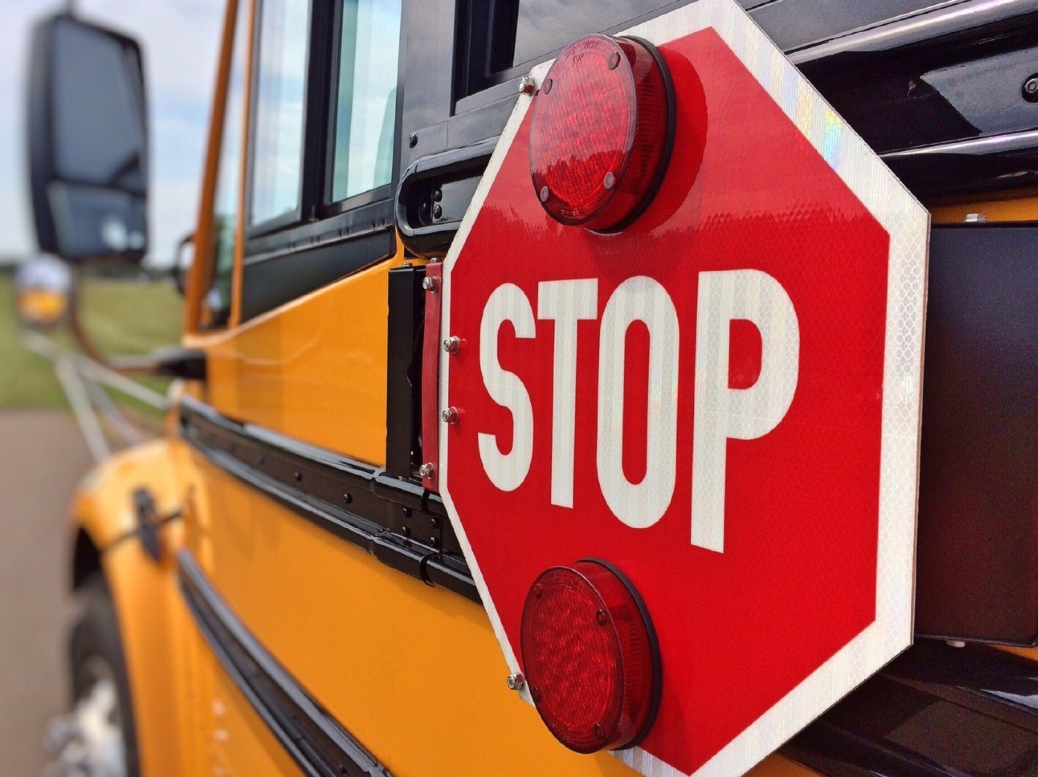 New technology could help the county identify and ticket drivers who pass stopped school buses.