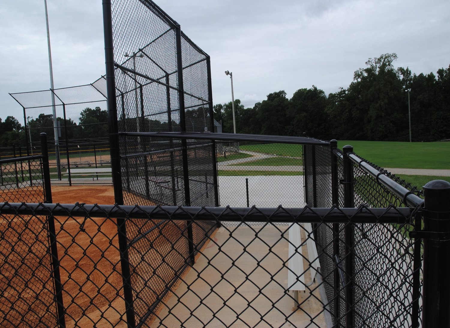 The Town of Erwin Parks and Rec decided this week to suspend all of its fall sports programs in response to the ongoing COVID-19 pandemic. Batting cages and fields at Al Woodall Park will be open for free play.