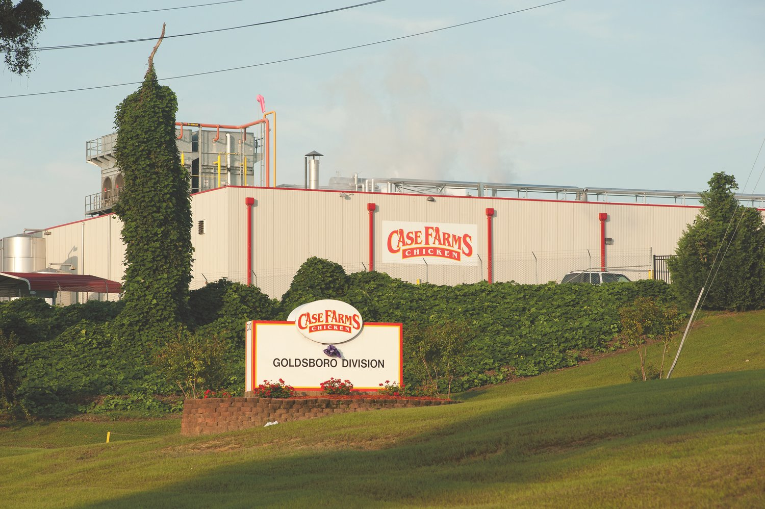 Case Farms of Goldsboro, seen here, was honored with the Gold Award from the North Carolina Department of Labor for the third straight year.