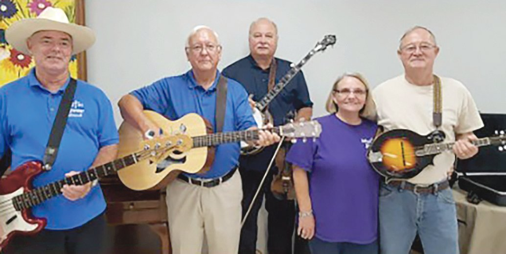 Mystic River Bluegrass Gospel Band will be performing Sunday, Feb. 21, at 10:30 a.m. at Coats Christ Fellowship, 396 Crawford Road, Coats. The pastor is the Rev. Eddie White.