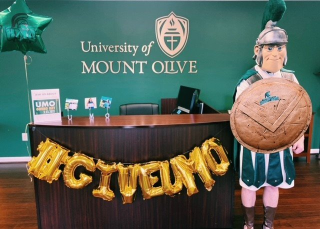 University of Mount Olive's Annual Giving Day surpassed its goal.