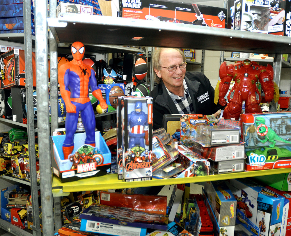 Toy Donation Application : Toys for tots needs more donations herald citizen