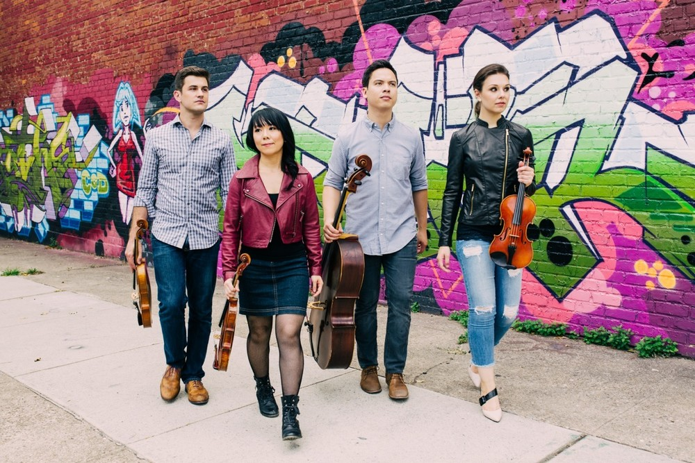 Chamber ensemble Attacca Quartet, formed at the Juilliard School 12 years ago, will be featured in concert at Tennessee Tech Wednesday.