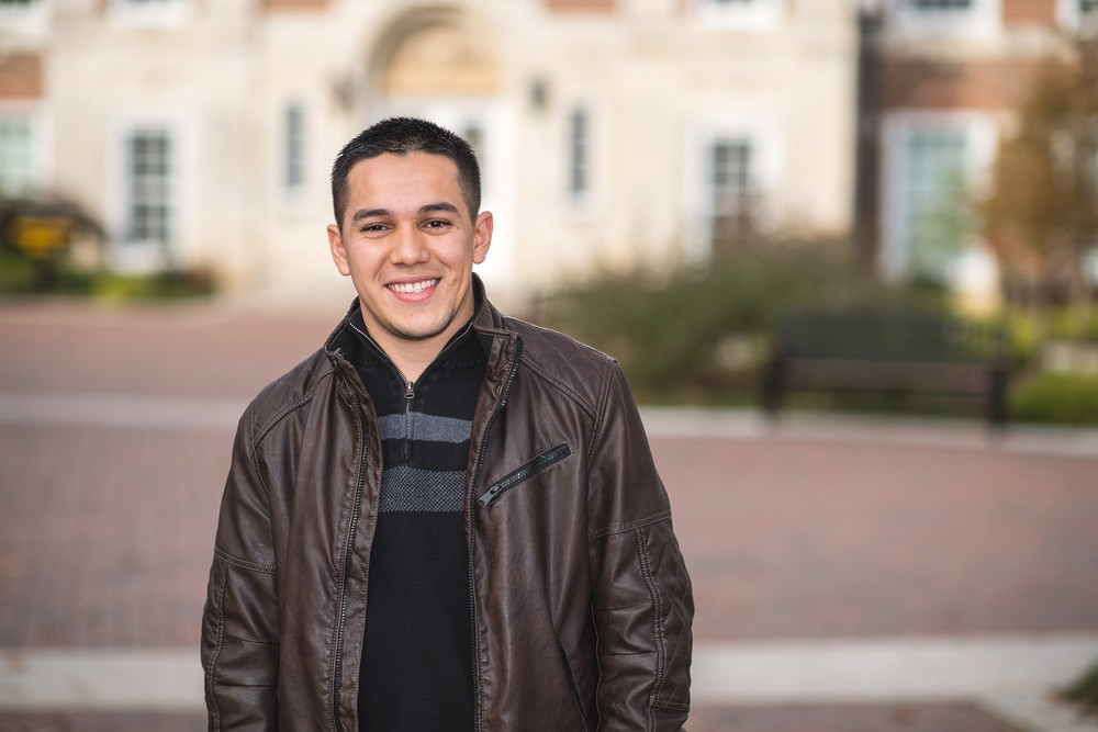Guillermo Neumer was born in Venezuela and found opportunity at Tennessee Tech, using his father's military benefits to pursue a civil engineering degree. .