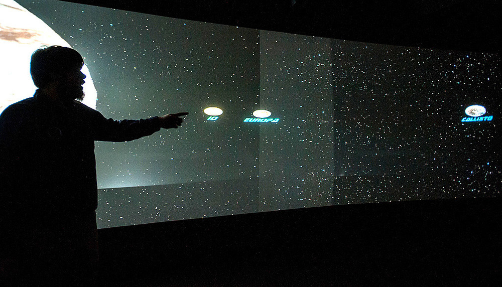 The community is invited to stargaze in the planetarium at Tennessee Tech's Oakley STEM Center for the Shortest Day of the Year celebration Wednesday, Dec. 21.
