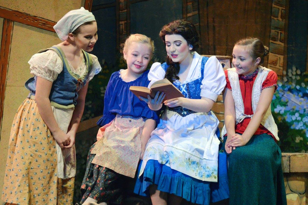 "Last year, the Cookeville Children's Theatre performed ""Beauty and the Beast.""."