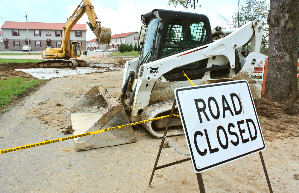 The Cookeville street improvement project to add turning lanes at Buffalo Valley Road and Jackson Street and rerouting Stevens Street is underway. A portion of Stevens is currently closed. The project may take several weeks to complete.