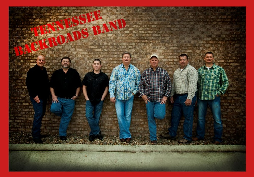 The Tennessee Backroads Band from Cookeville will kick off the Third Thursdays in the Park concert series at Dogwood Park.
