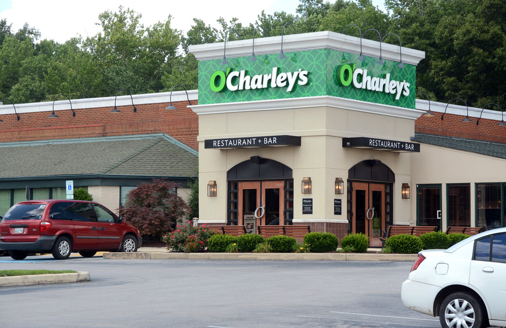 O'Charley's was the second restaurant to come to Cookeville after liquor by the drink was approved 25 years ago.