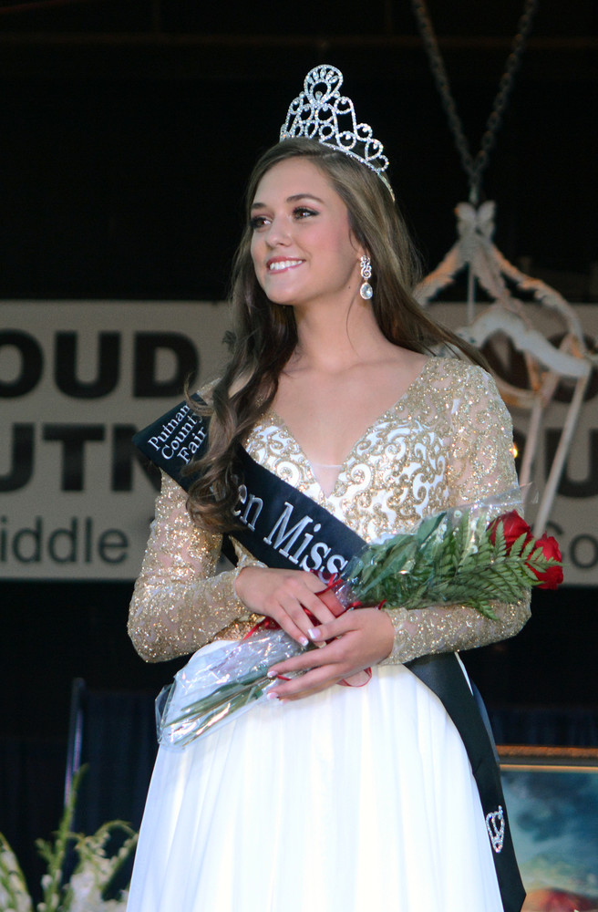 The Teen Miss title went to Allie Hamby, 14, of Cookeville, daughter of Dena Williams and Brent Hamby.