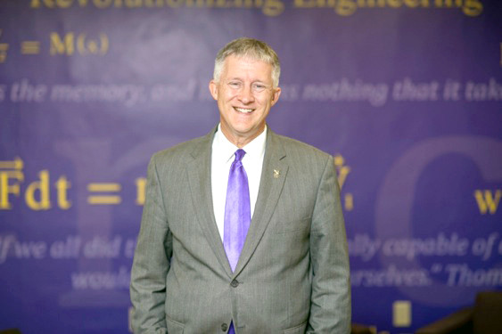 Joe Rencis recently stepped down as dean of the TTU's engineering department to take the position of dean at Cal Poly Pomona campus.